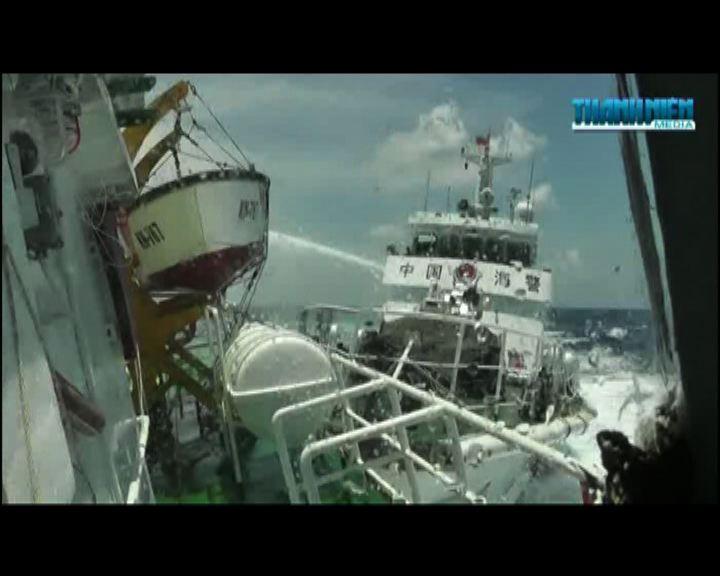 越南傳媒指中國增派船隻到西沙群島