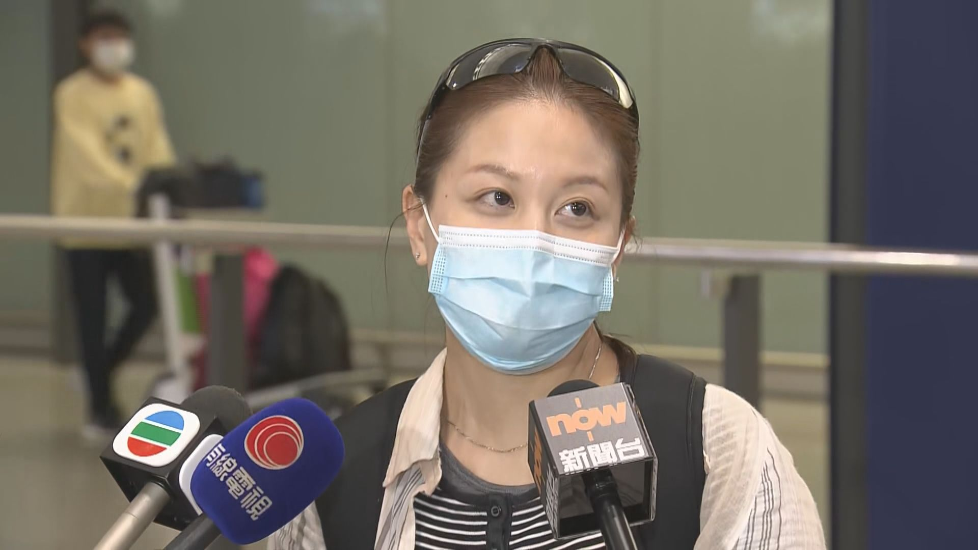 有航班在越南滯留數小時 凌晨返抵香港