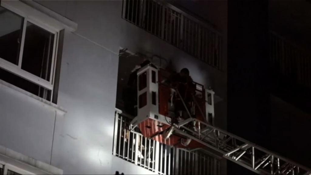 越南公寓火警 至少13死28傷