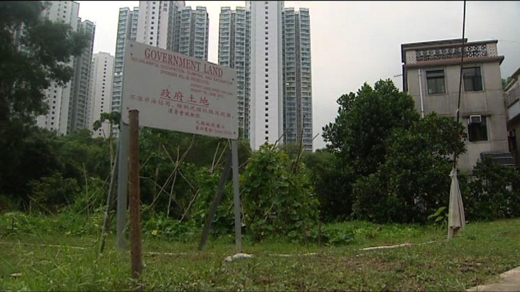 朱凱廸:政府有必要交代重啟鄉村擴展區計劃