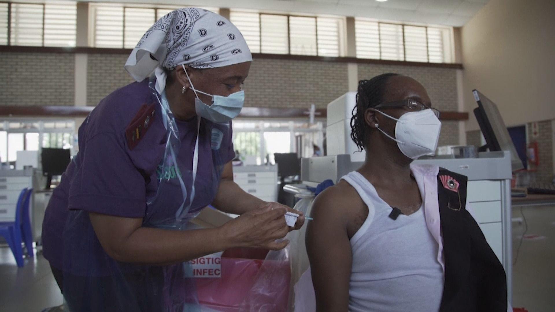 印度限制疫苗出口令非洲陷「疫苗荒」