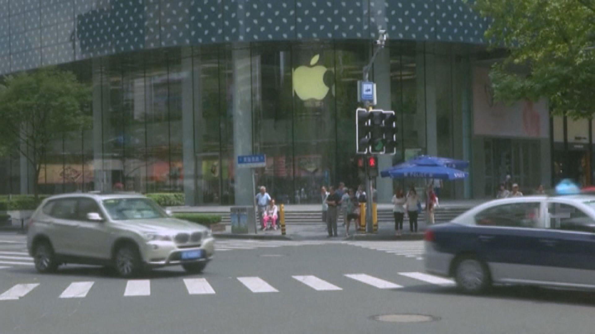 蘋果延長關閉中國分店