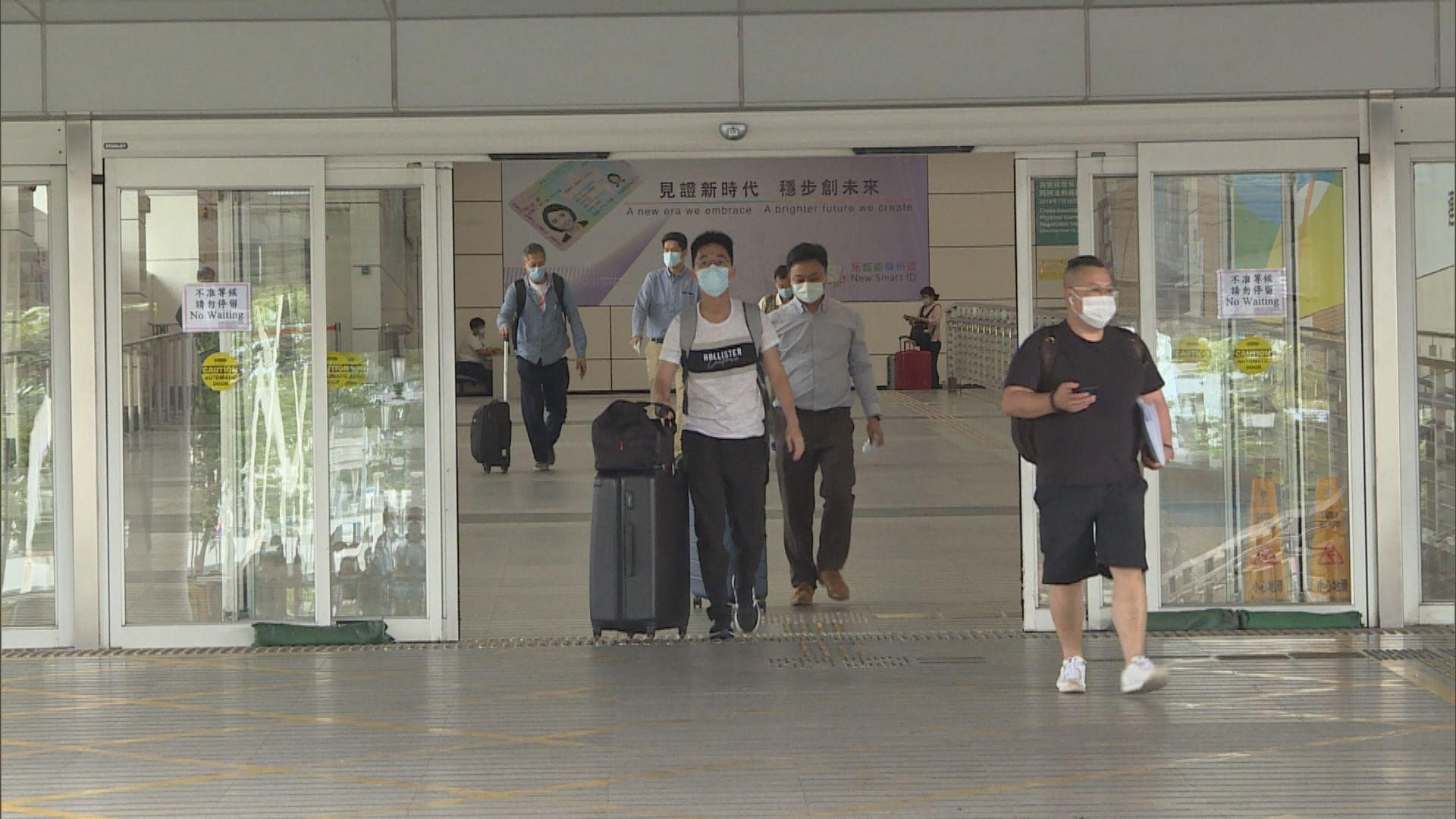 政府將分階段有條件放寬抵港人士檢疫期至7天