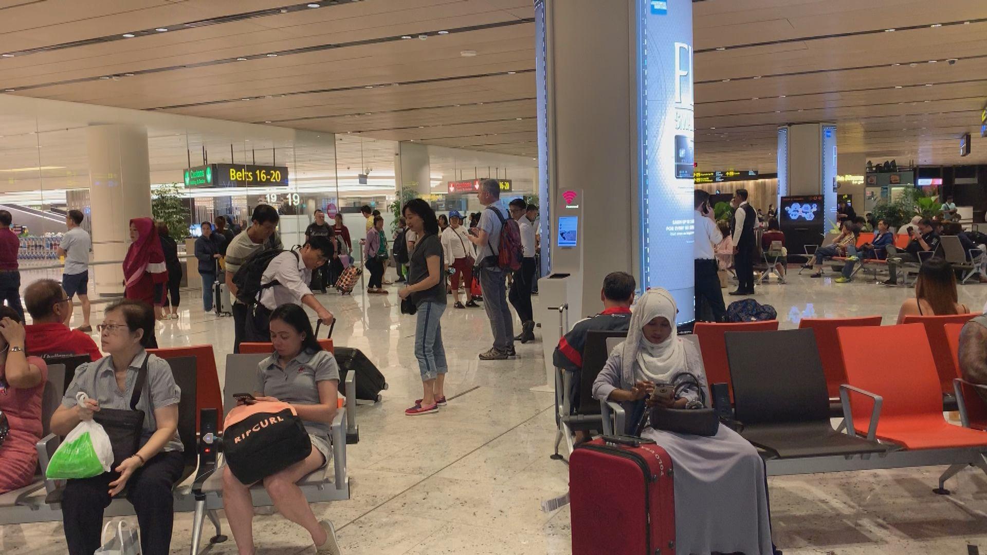 新加坡將禁短期旅客過境或入境