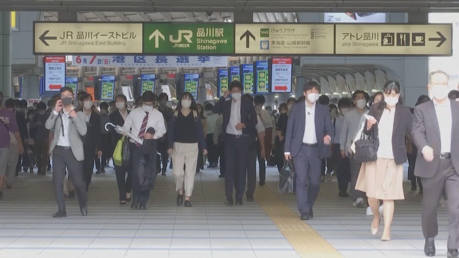 東京增493宗確診 創疫情爆發以來單日新高