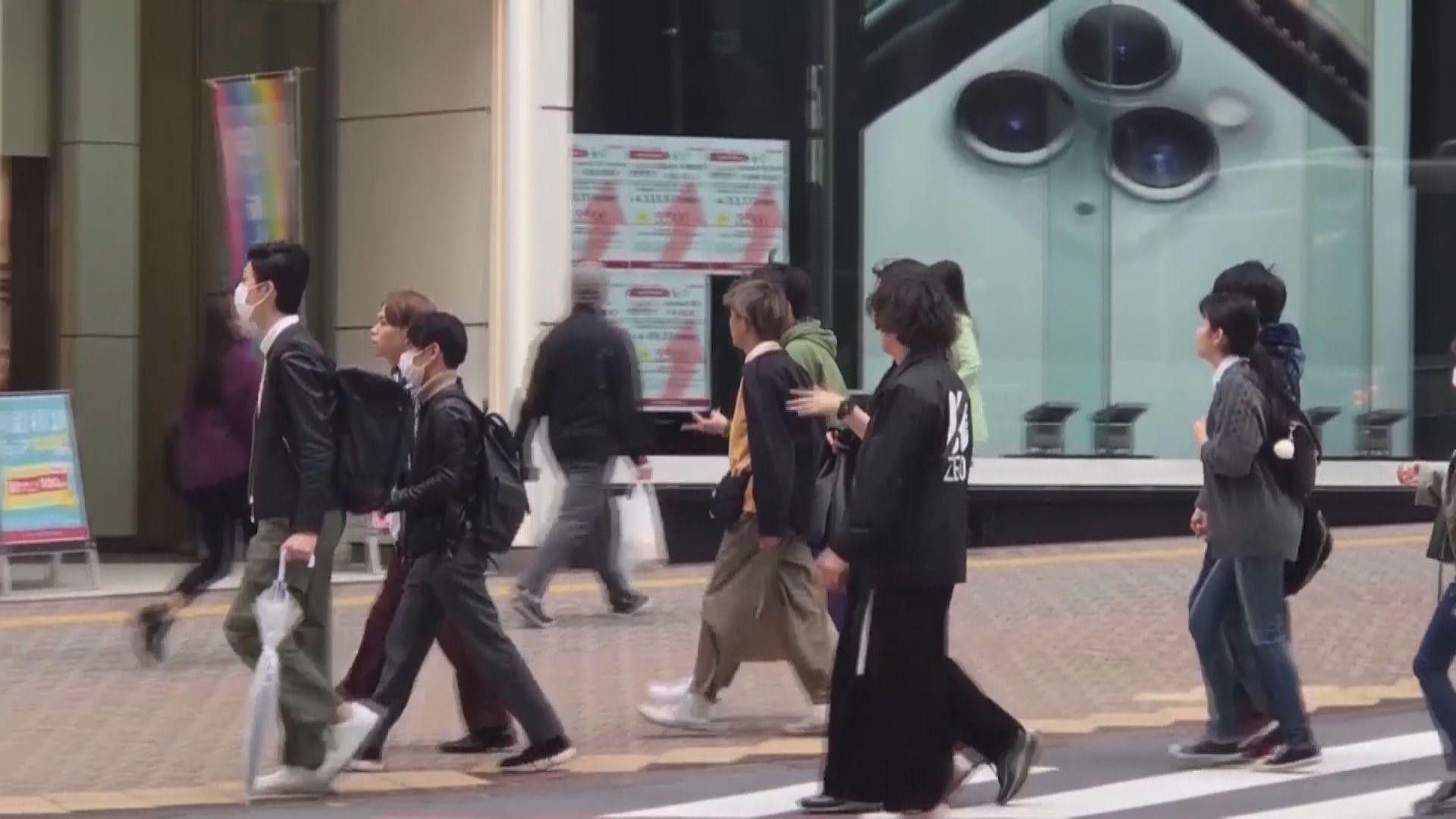 日本新增逾3200宗確診破單日紀錄