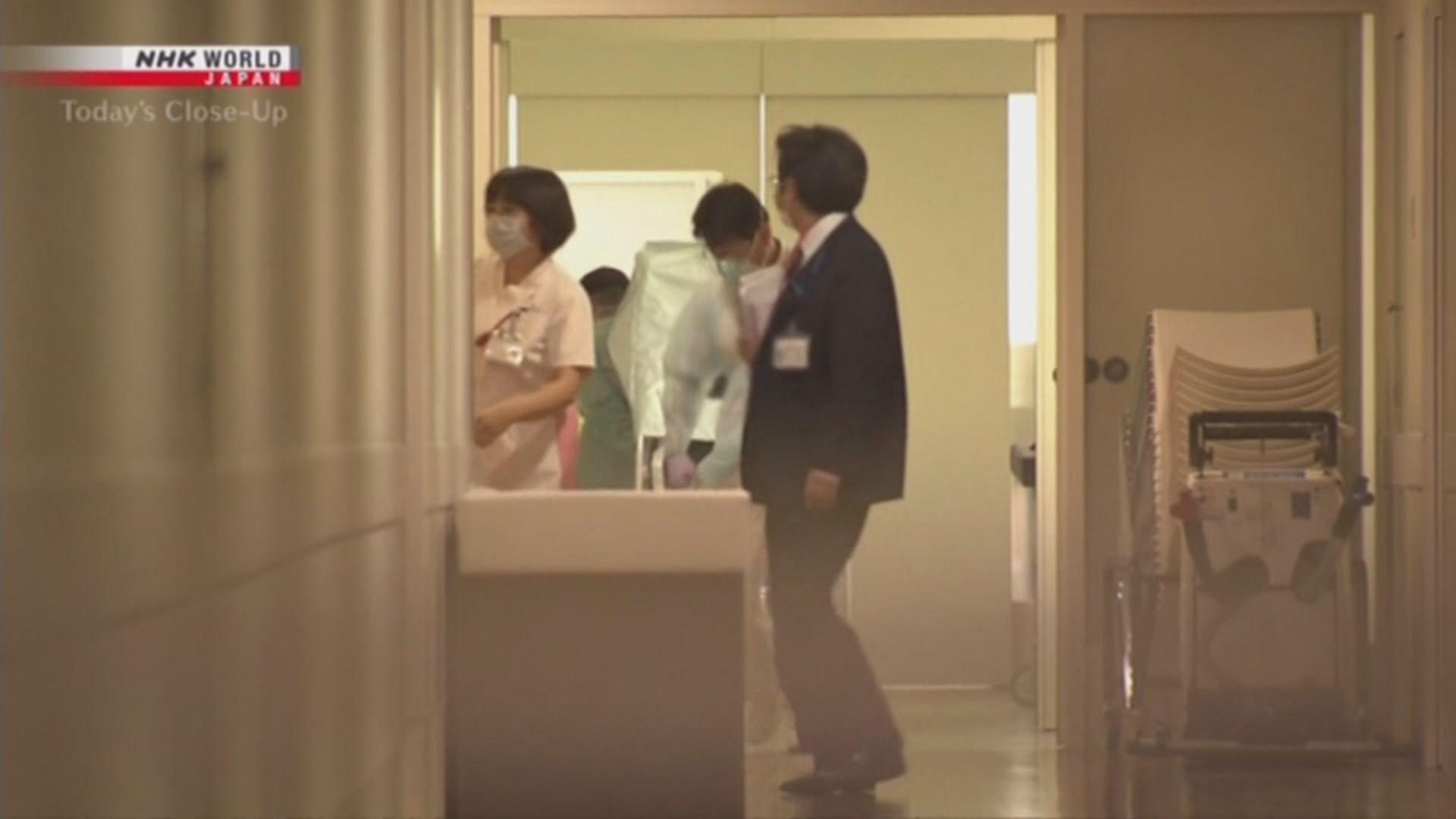 日本多兩人感染變種病毒 首次在機場外發現變種病毒