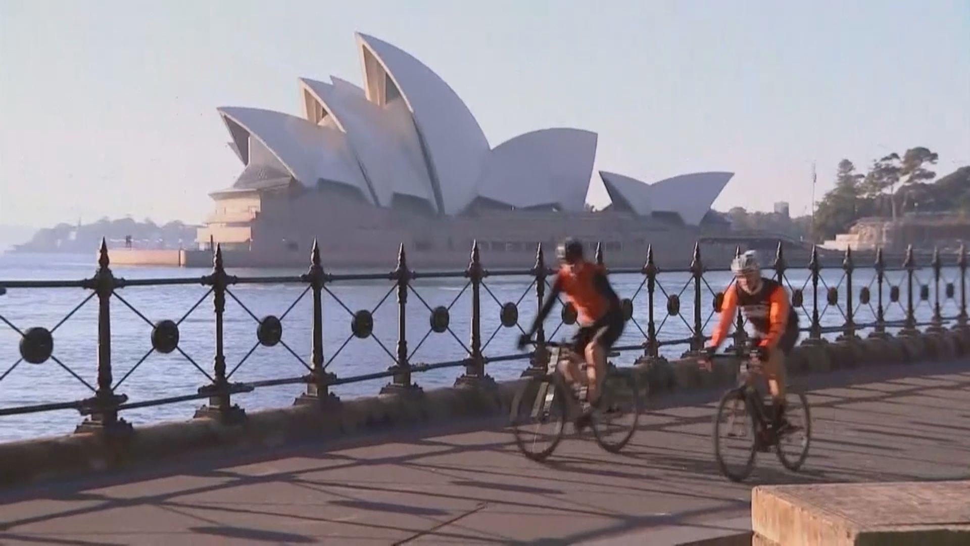 澳洲增754宗新冠確診創新高