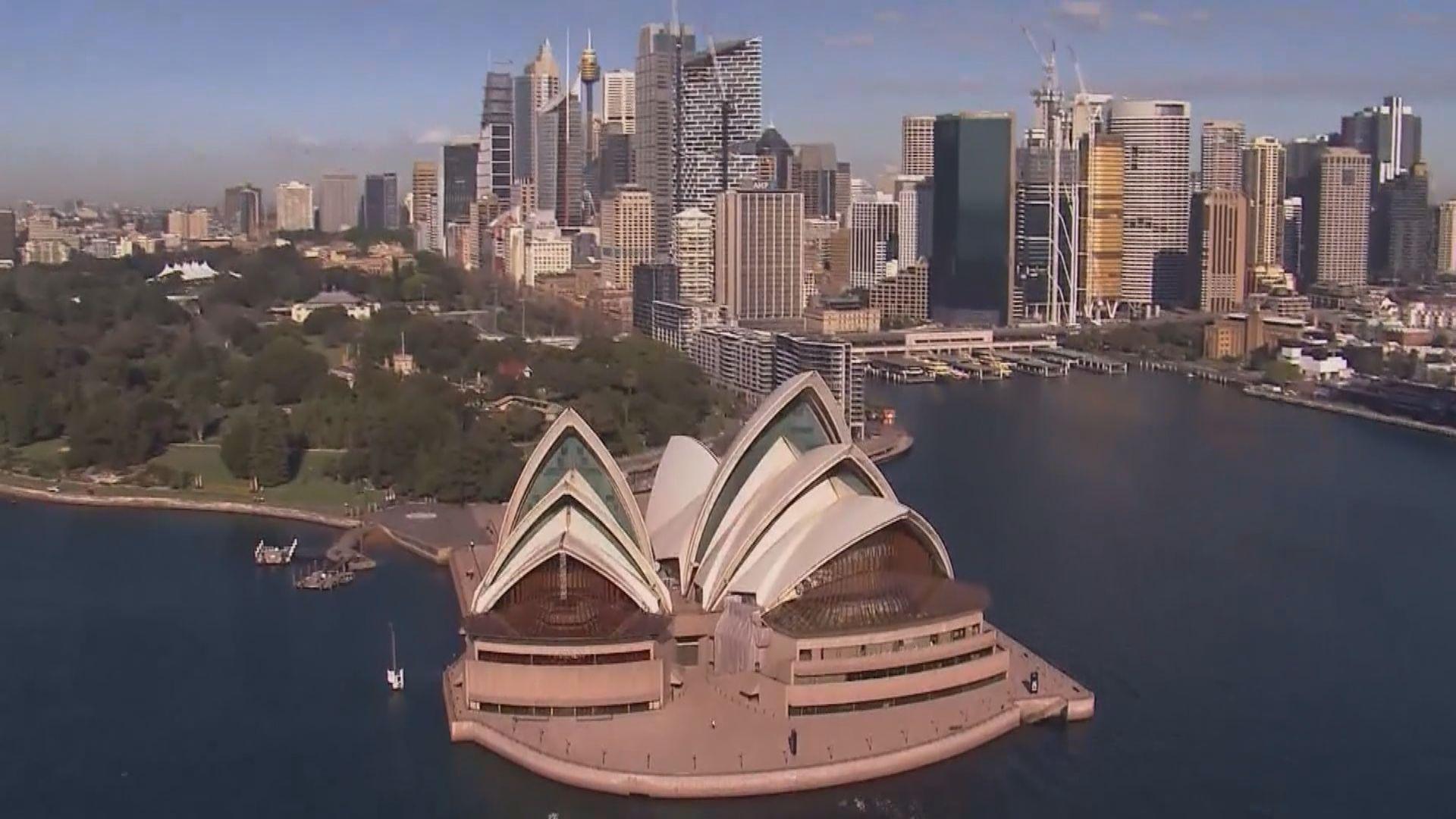 澳洲新南威爾士州增38宗本土確診 創14個月新高