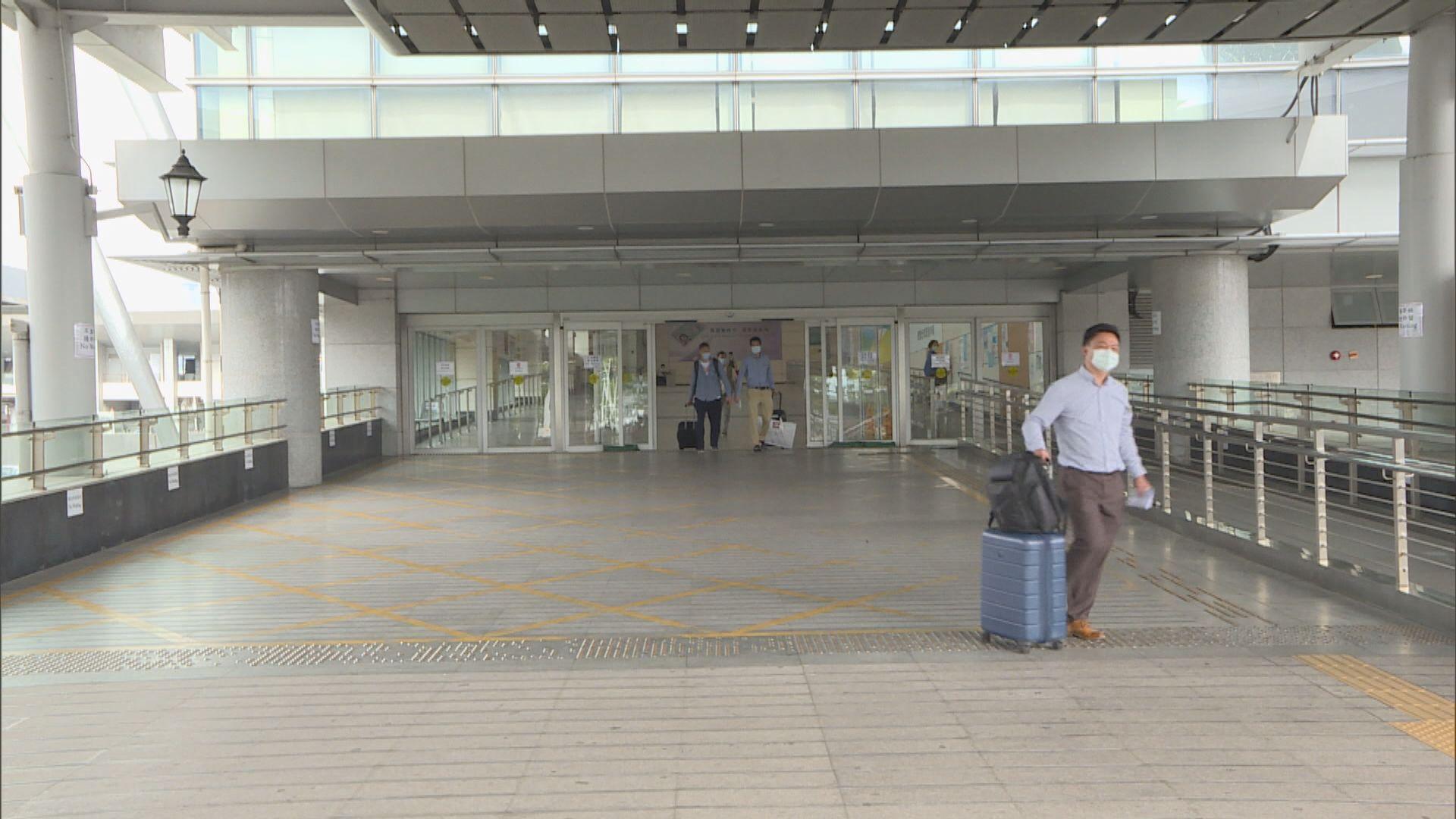 廣東省以外地區返港人士須出示72小時內陰性證明