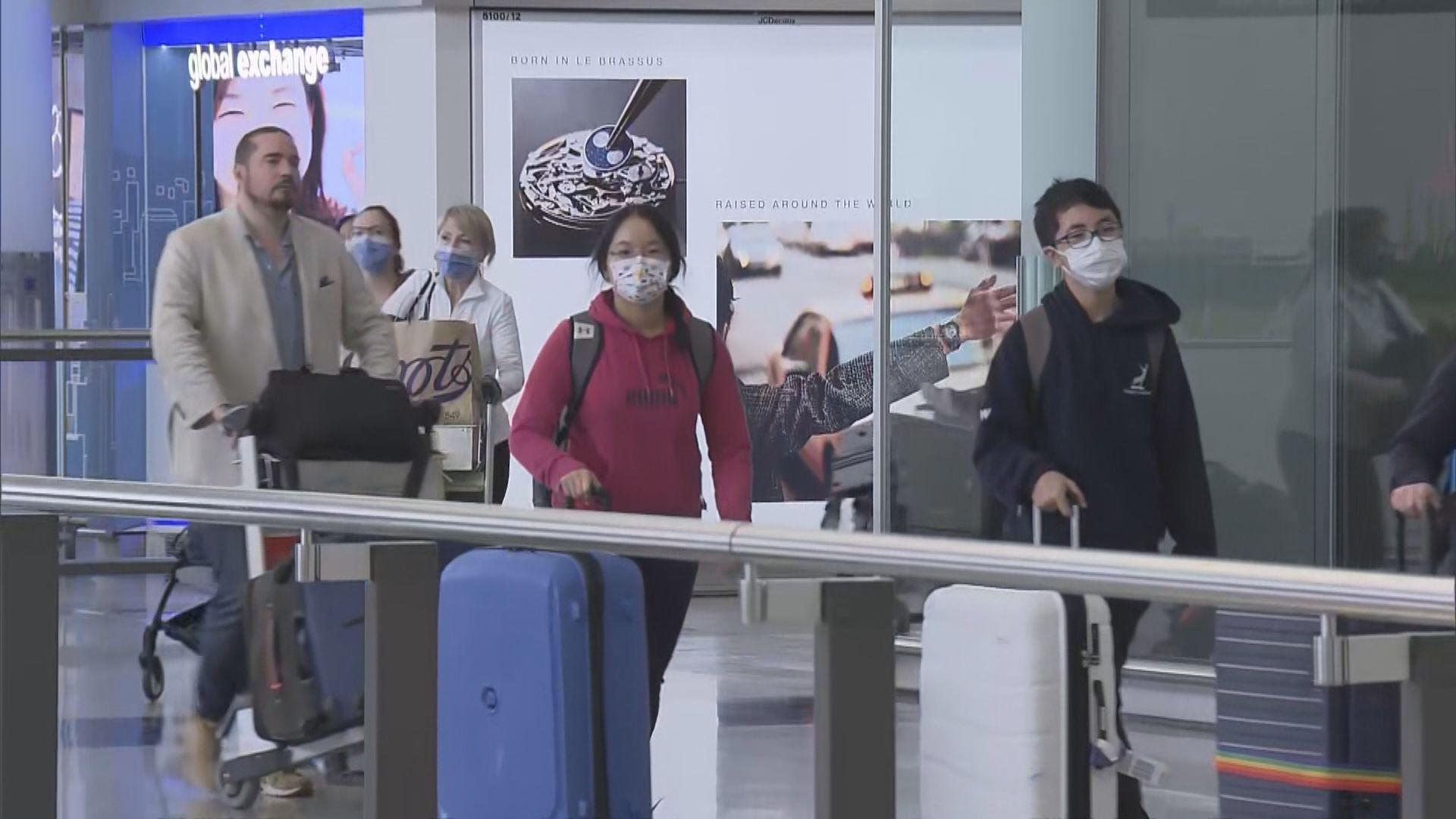 港府延長非香港居民入境限制至另行通告