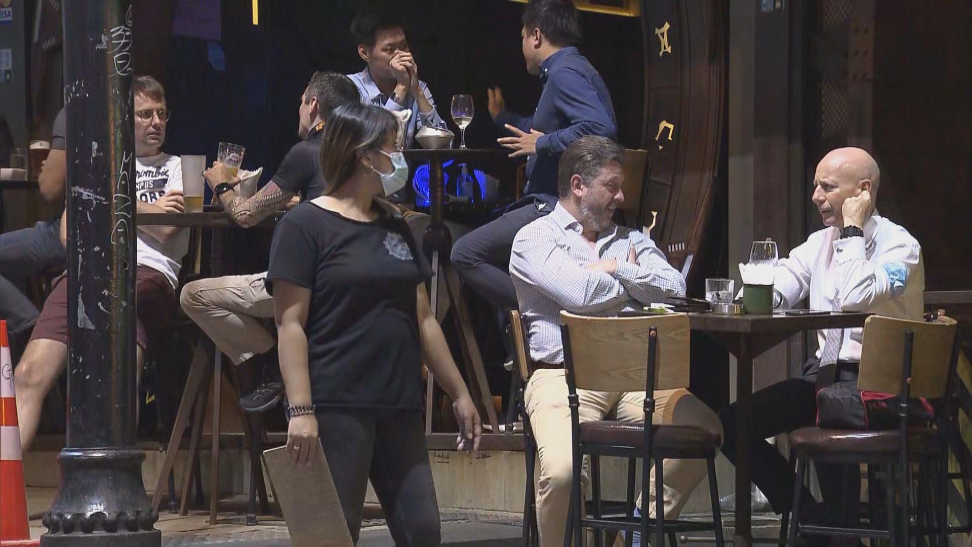 酒吧業斥遭下令停業不合理不公道