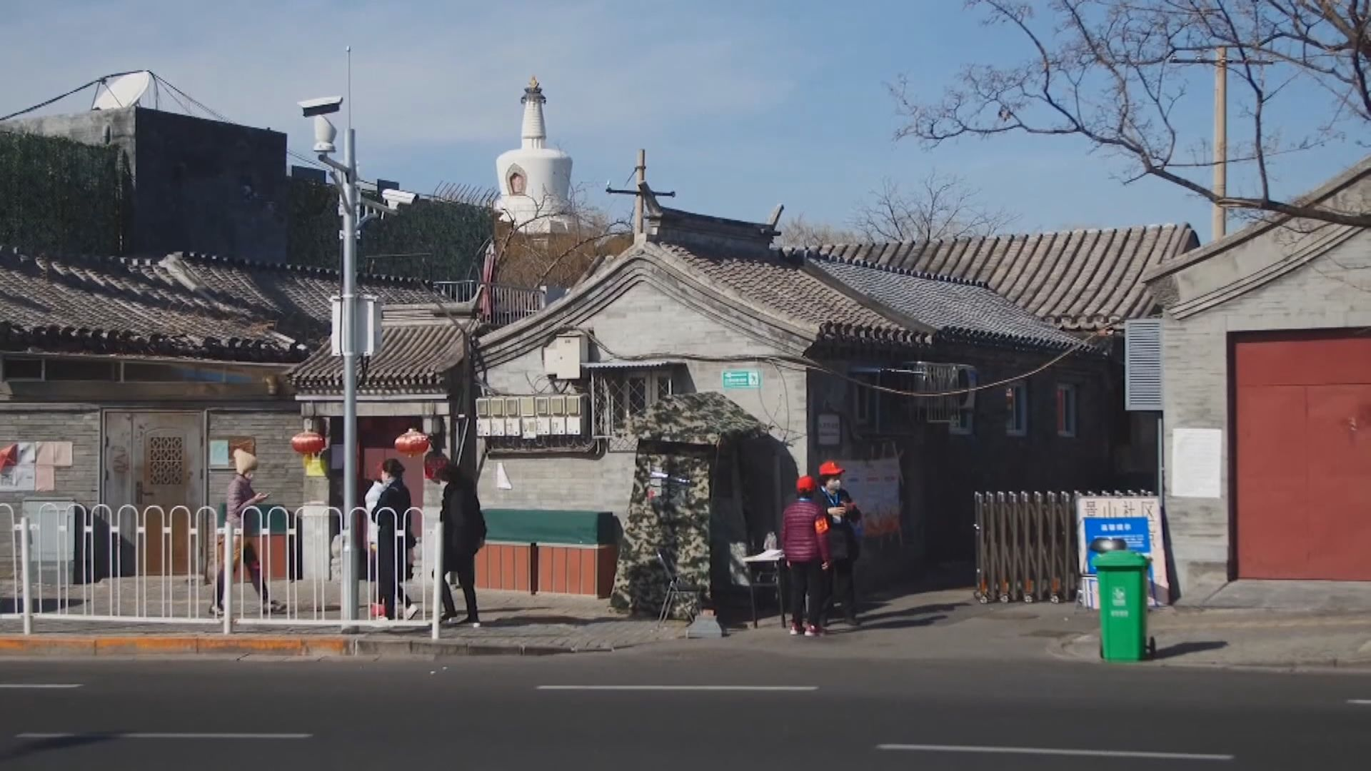 周四起由國內低風險地區返京毋須14天檢疫