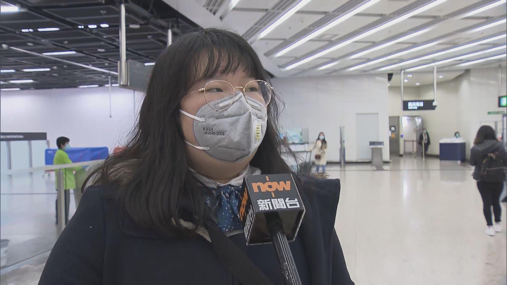 內地來港旅客認為申報措施適合