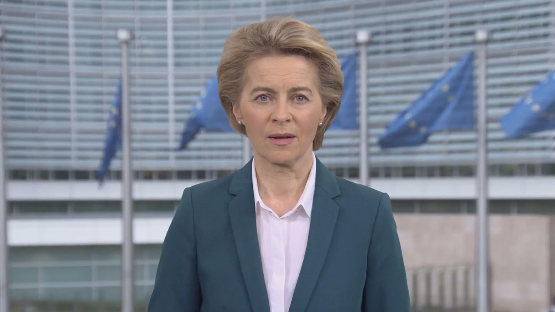 歐盟建議封關30天 周二視像峰會作決定