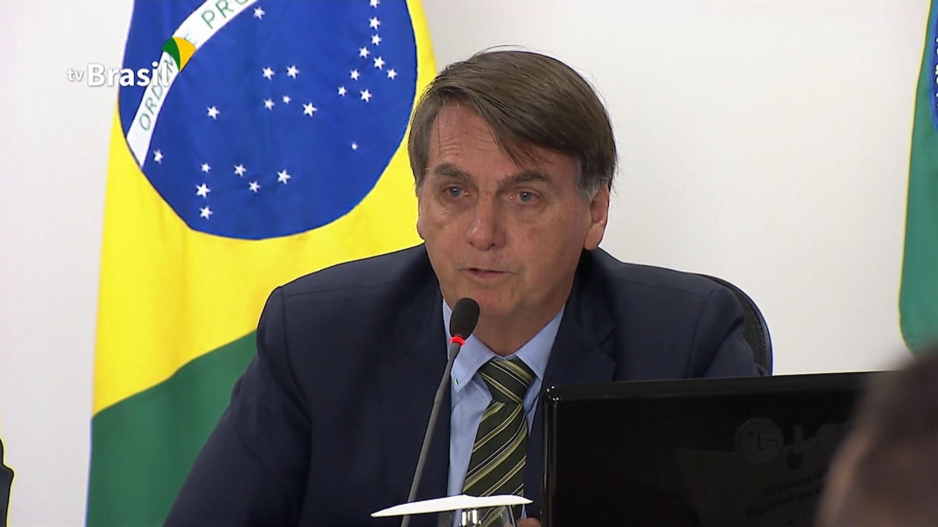 巴西總統博索納羅確診感染新冠病毒
