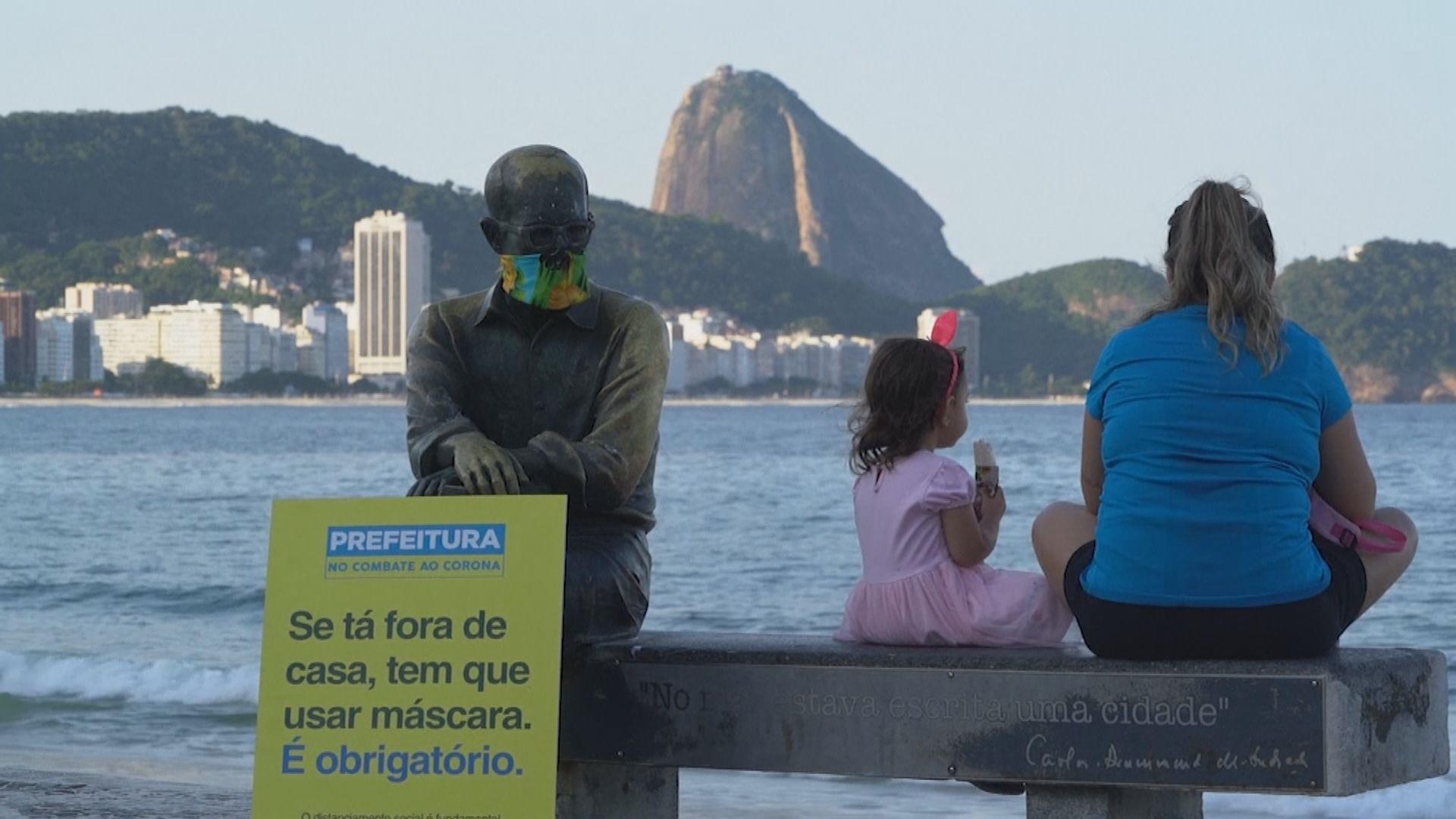 巴西疫情加劇 專家指檢測能力不足或達71萬人染病