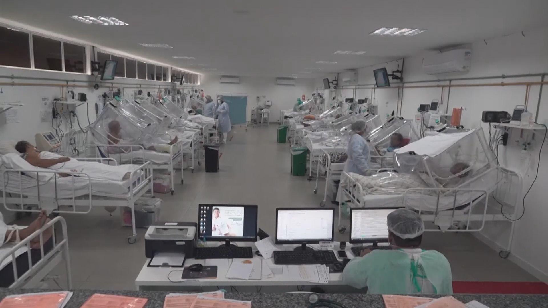 巴西擴大使用抗瘧疾藥物氯喹至病情較輕患者