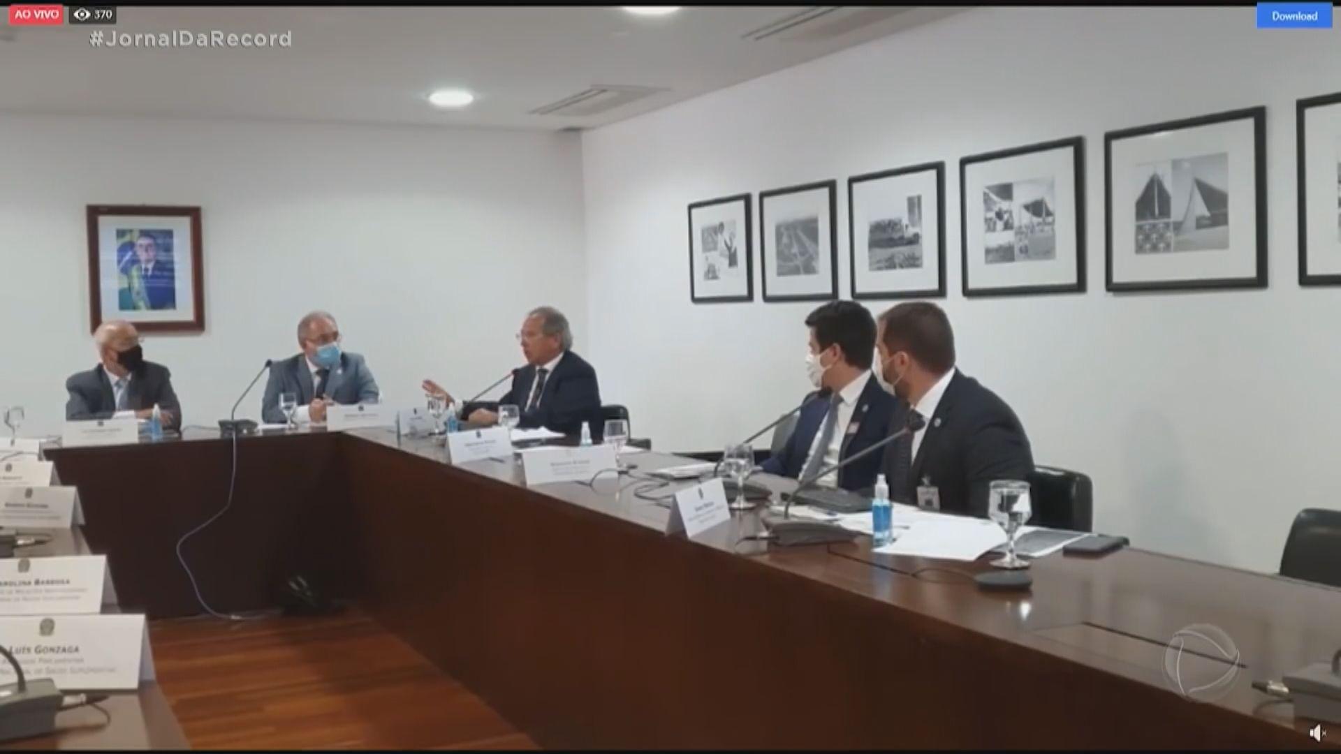 巴西官員澄清中國疫苗不及美國言論是誤會