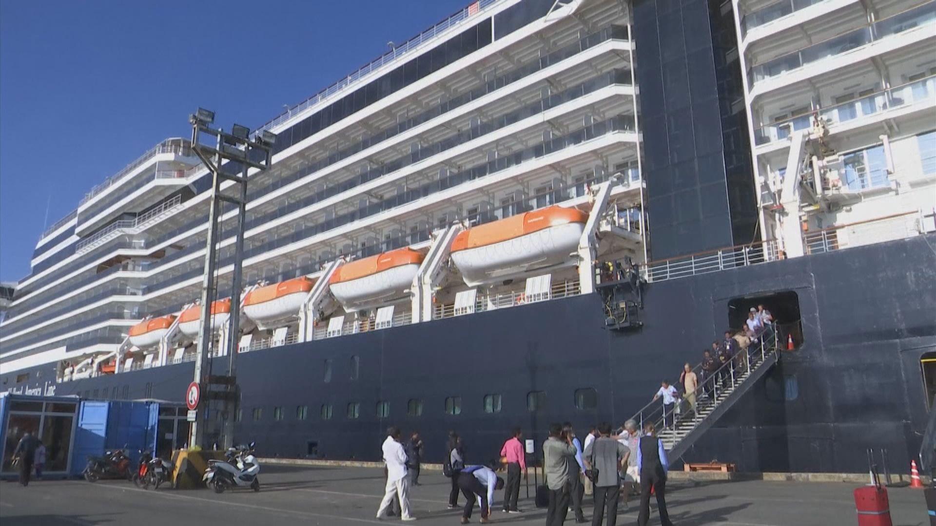 威士特丹號36名港人乘客 18人已返港無病徵