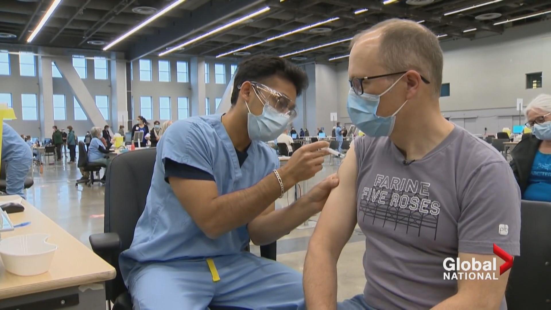 加國放寬入境檢疫措施 已打疫苗公民或部分旅客可免隔離