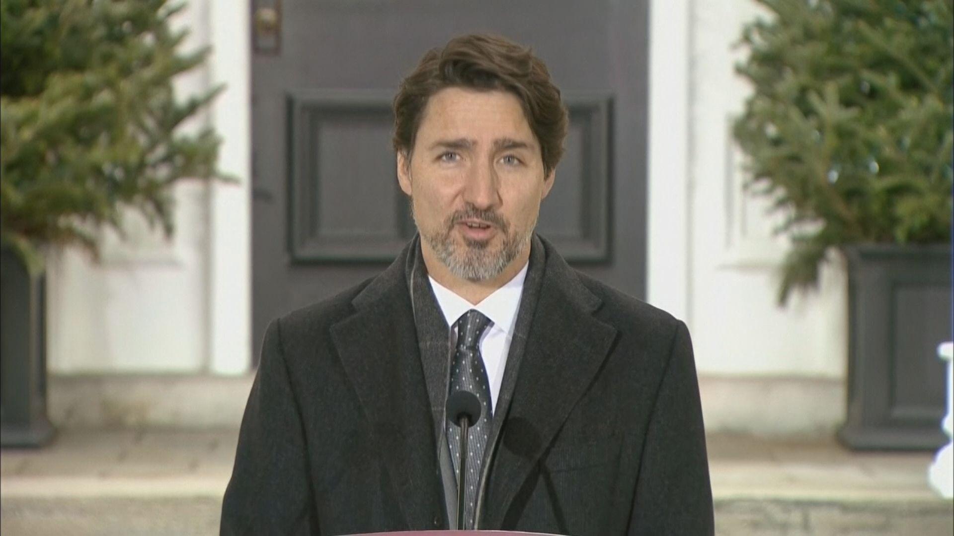 杜魯多警告美國勿阻口罩運往加拿大