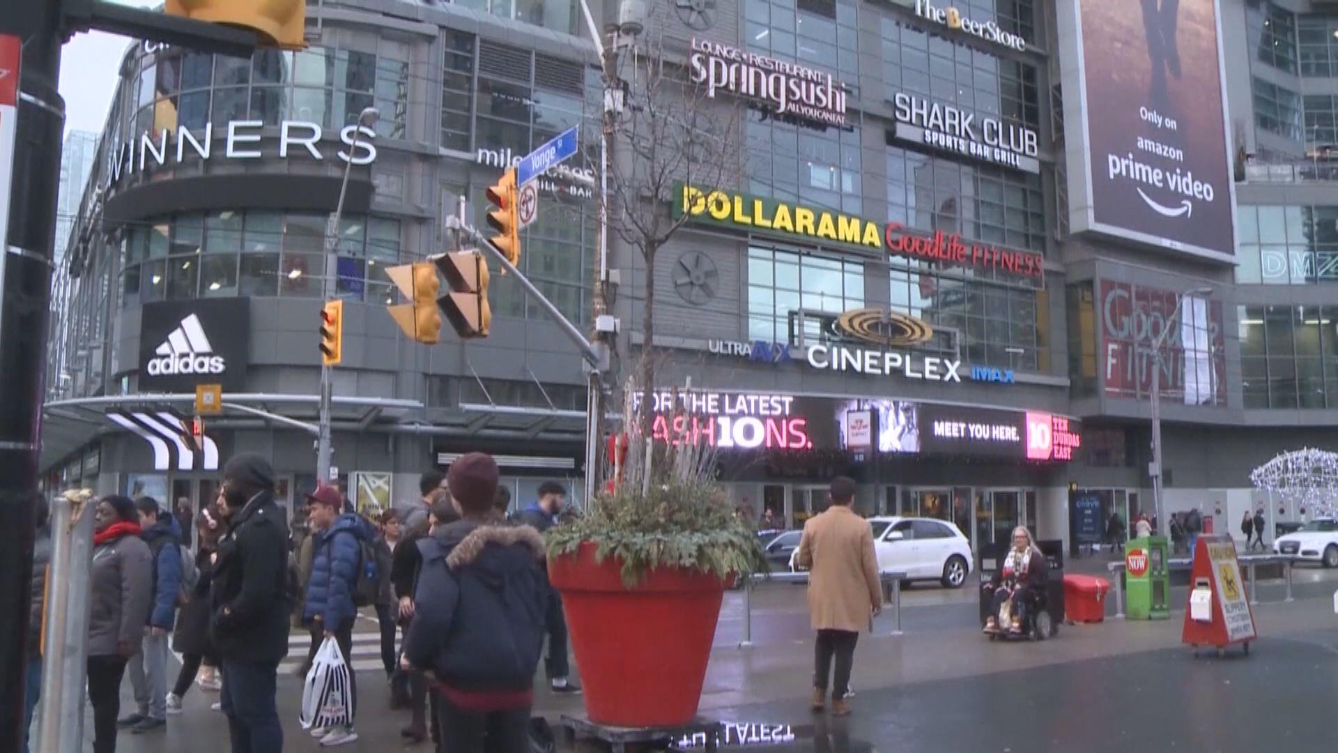 加拿大安大略省因應疫情周六起實施封城措施