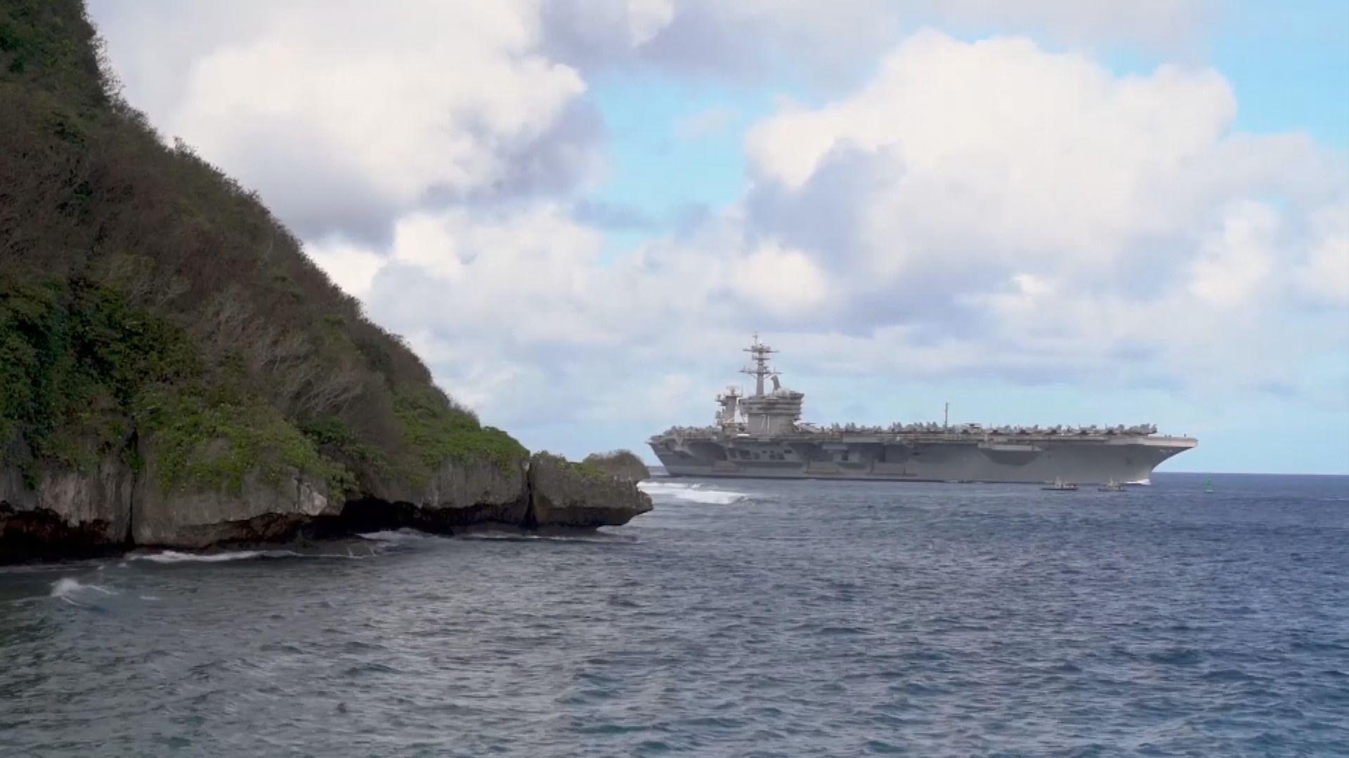 美軍為羅斯福號船員將進行抗體測試