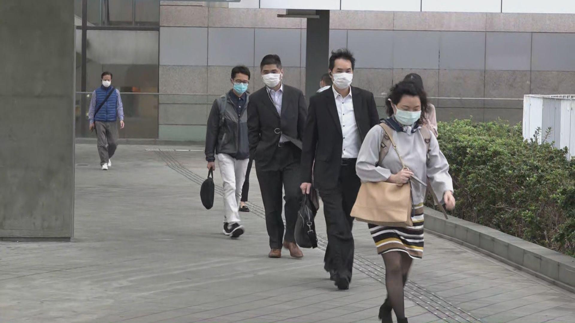 下周四多項防疫措施到期 林鄭:很快公布決定