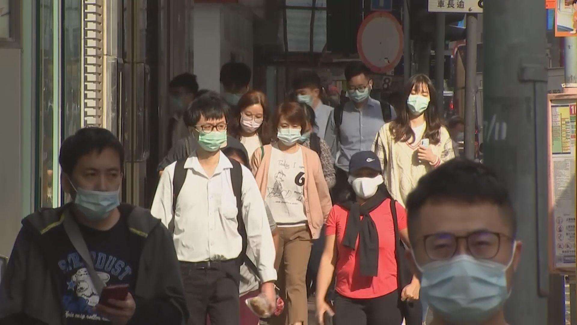 政府將再收緊入境防疫措施 食衞局下午公布詳情