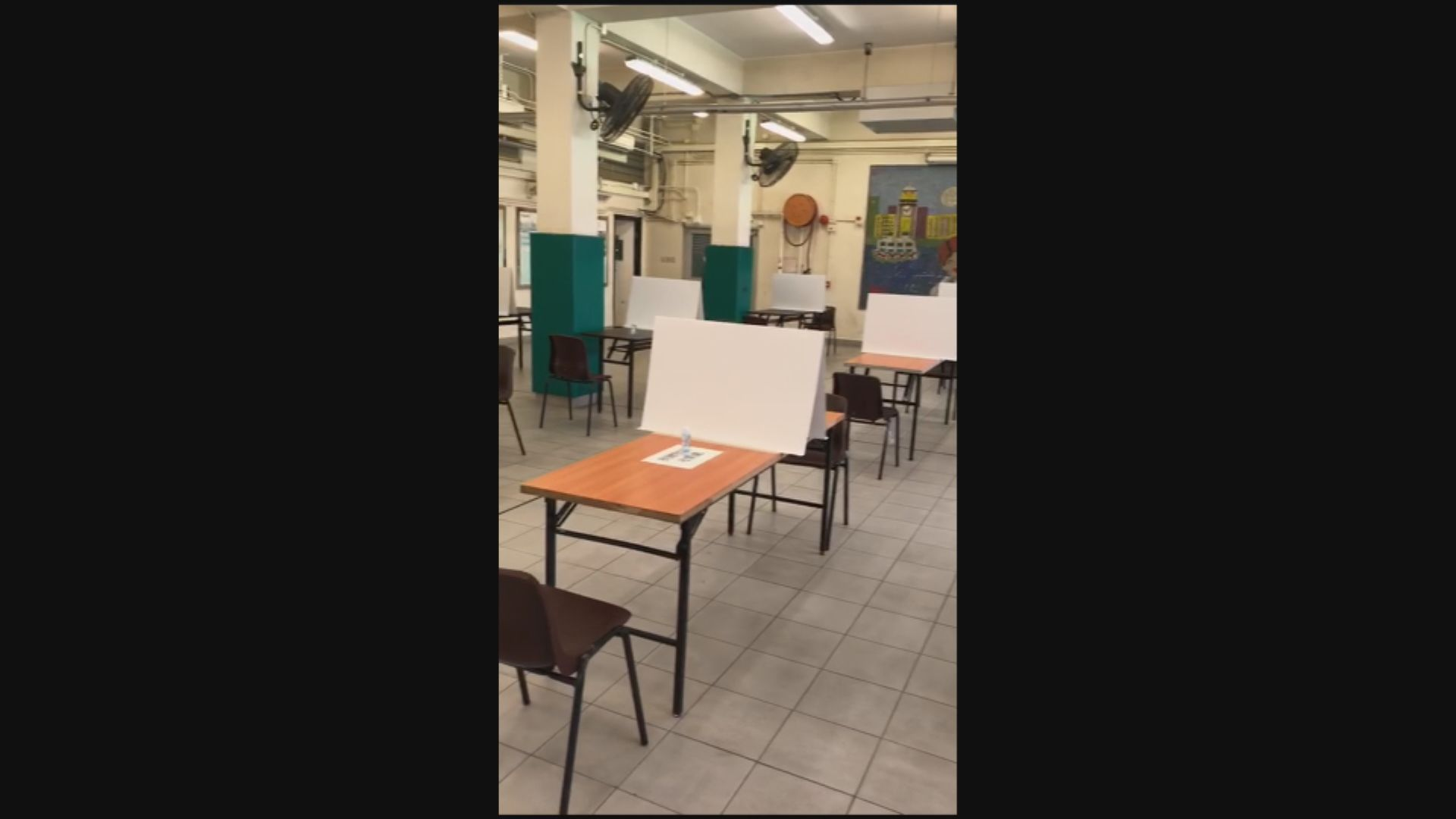政府開放十九間社區會堂或中心給市民午膳