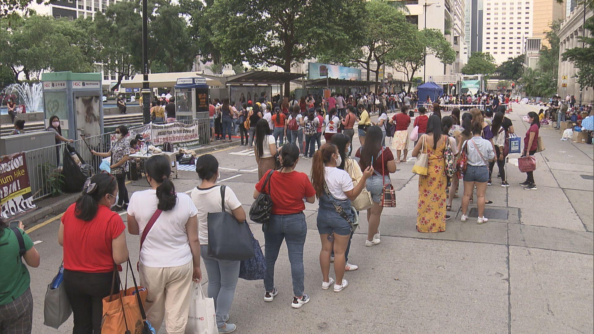 逾11萬人於周六接受檢測 檢測點增至57個