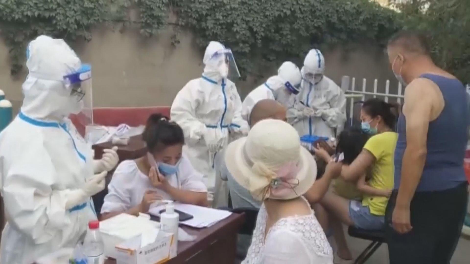 遼寧大連連續三天出現確診病例 市內近20萬人將接受檢測