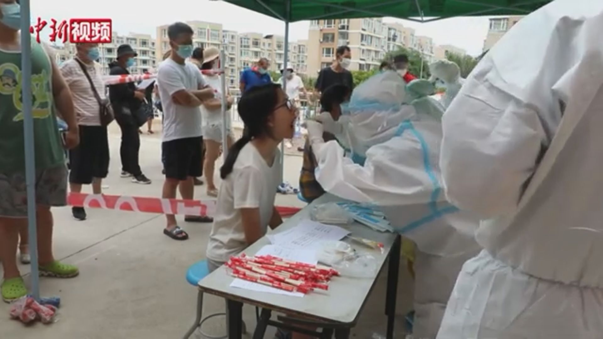 大連一海鮮公司爆發10宗病例 烏魯木齊增41確診