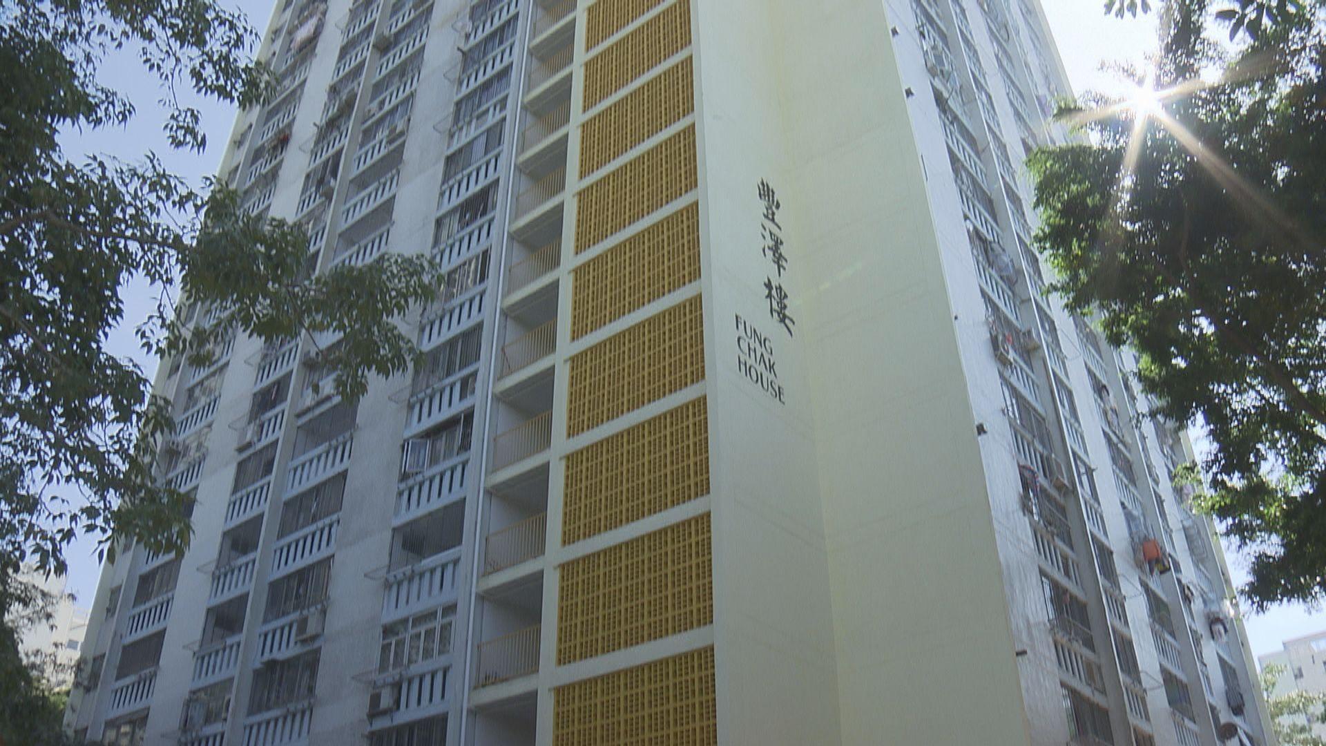 彩雲邨豐澤樓居民需第二次強制檢測