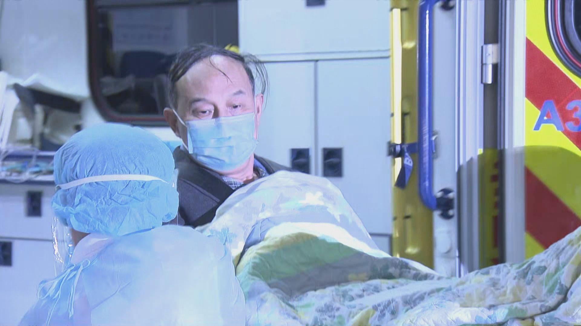 兩宗高度懷疑個案 三密切接觸者包括兩名醫護人員