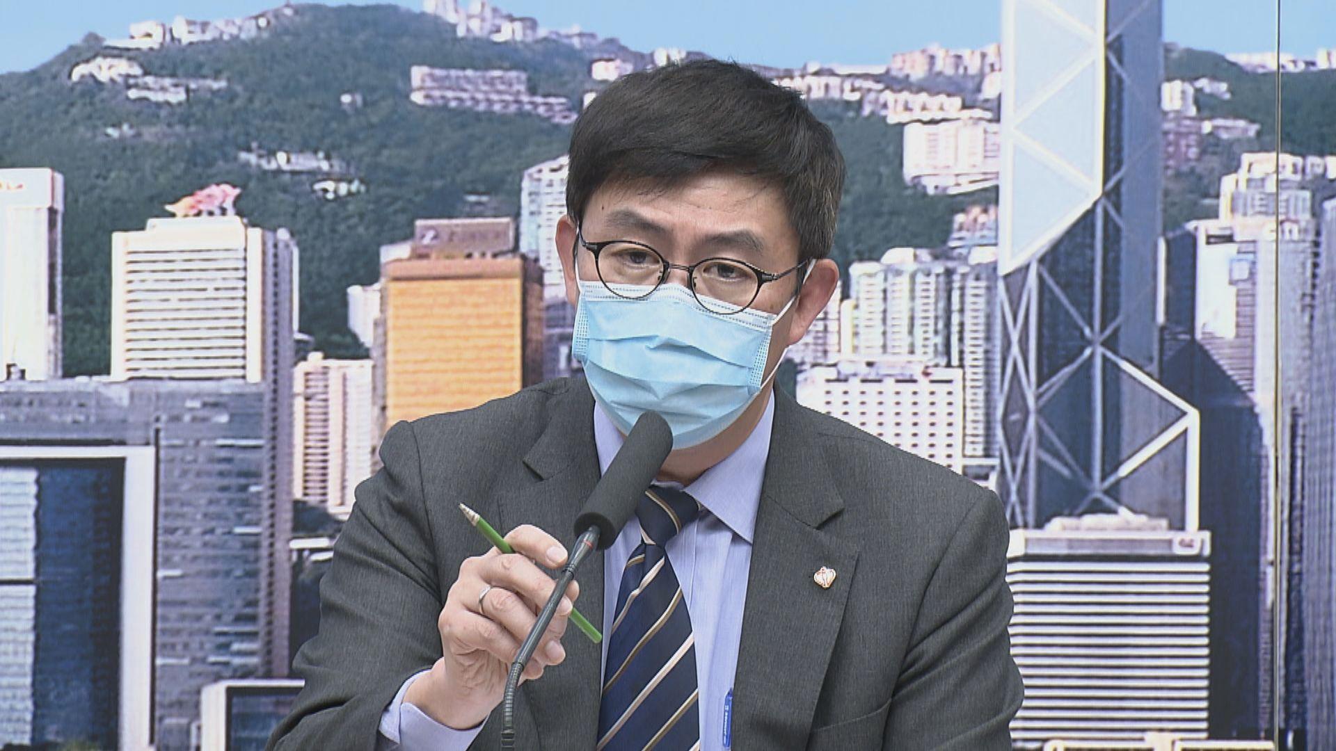 醫管局批評瞞報增醫護風險 正研究追究法律責任