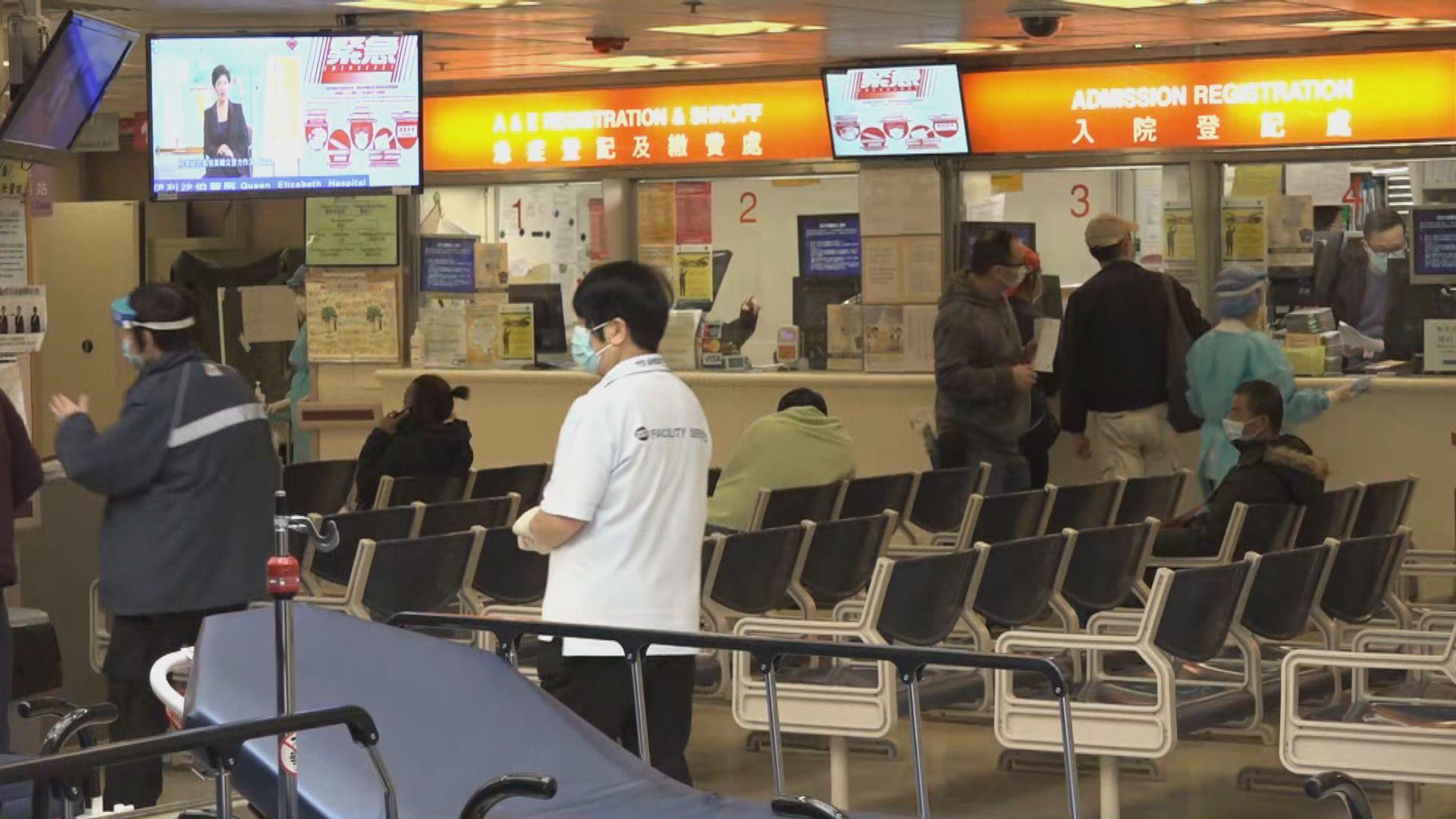 本港今日暫未新增新型冠狀病毒確診個案