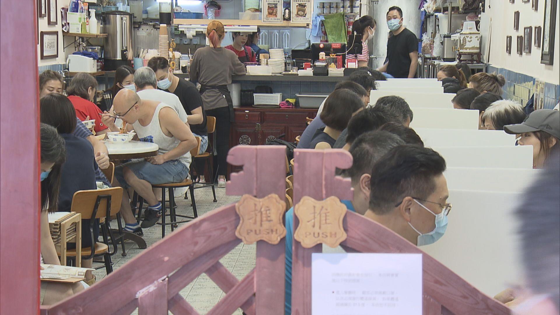 【收緊防疫措施】限聚令減至兩人 食肆堂食到晚上十時