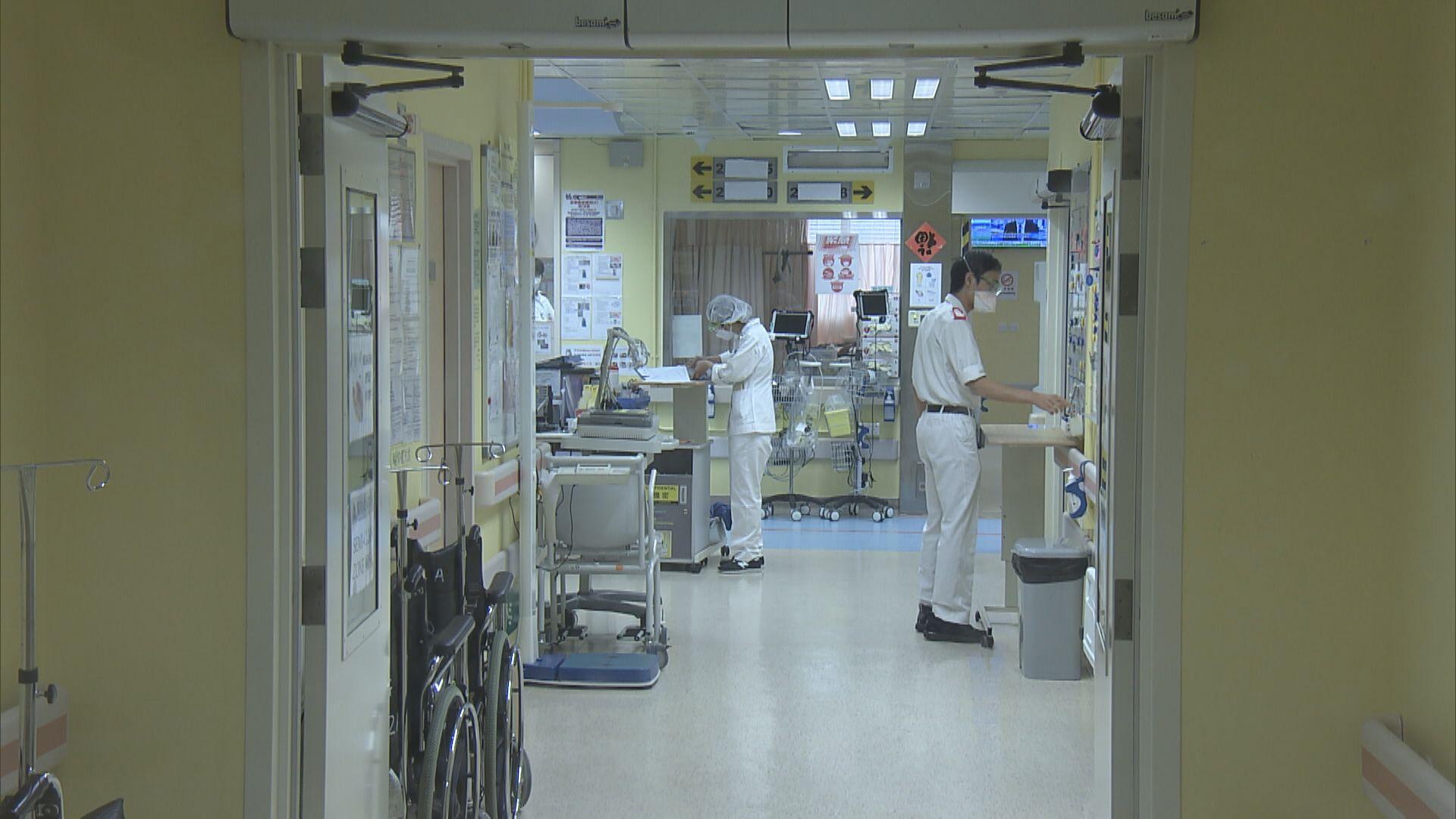明愛醫院曾爆院內感染 醫院總結經驗防範新一波疫情