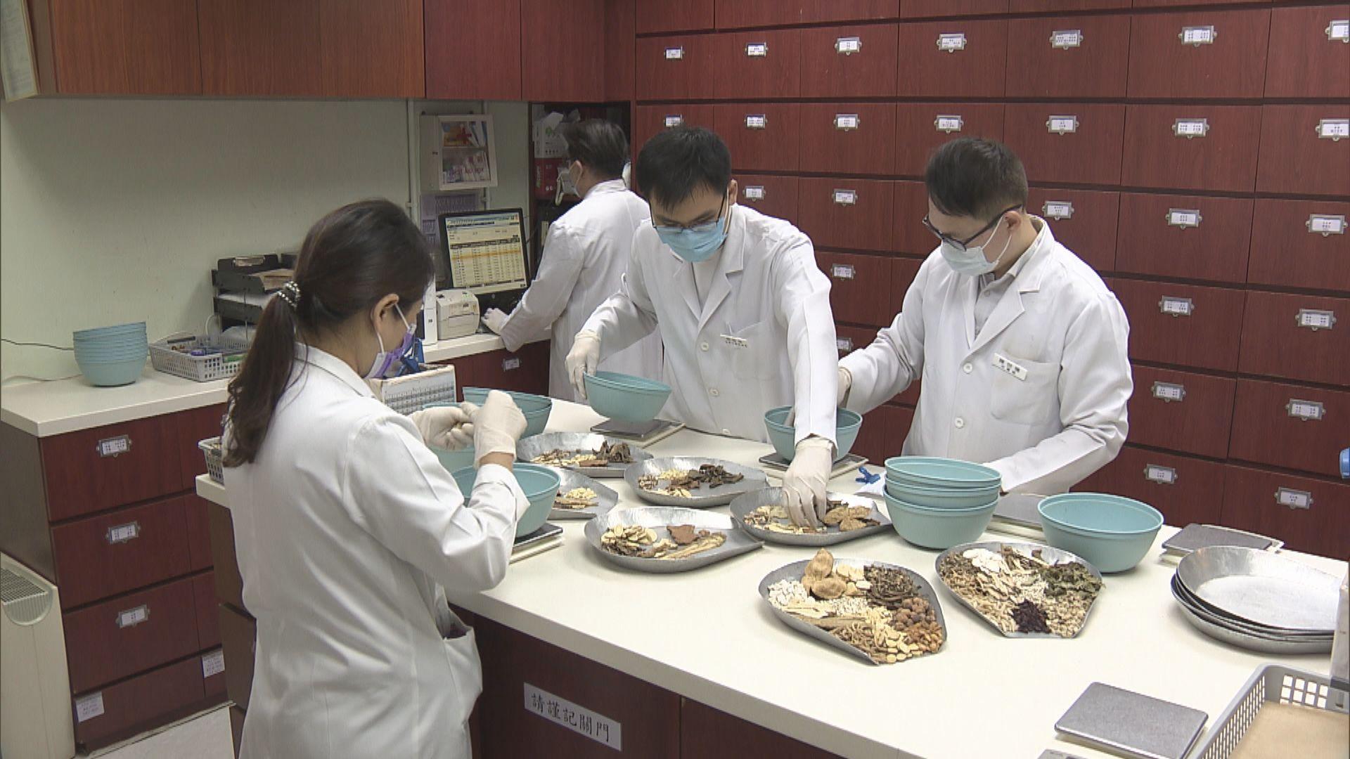 中醫診所為新冠病毒康復者繼續提供治療