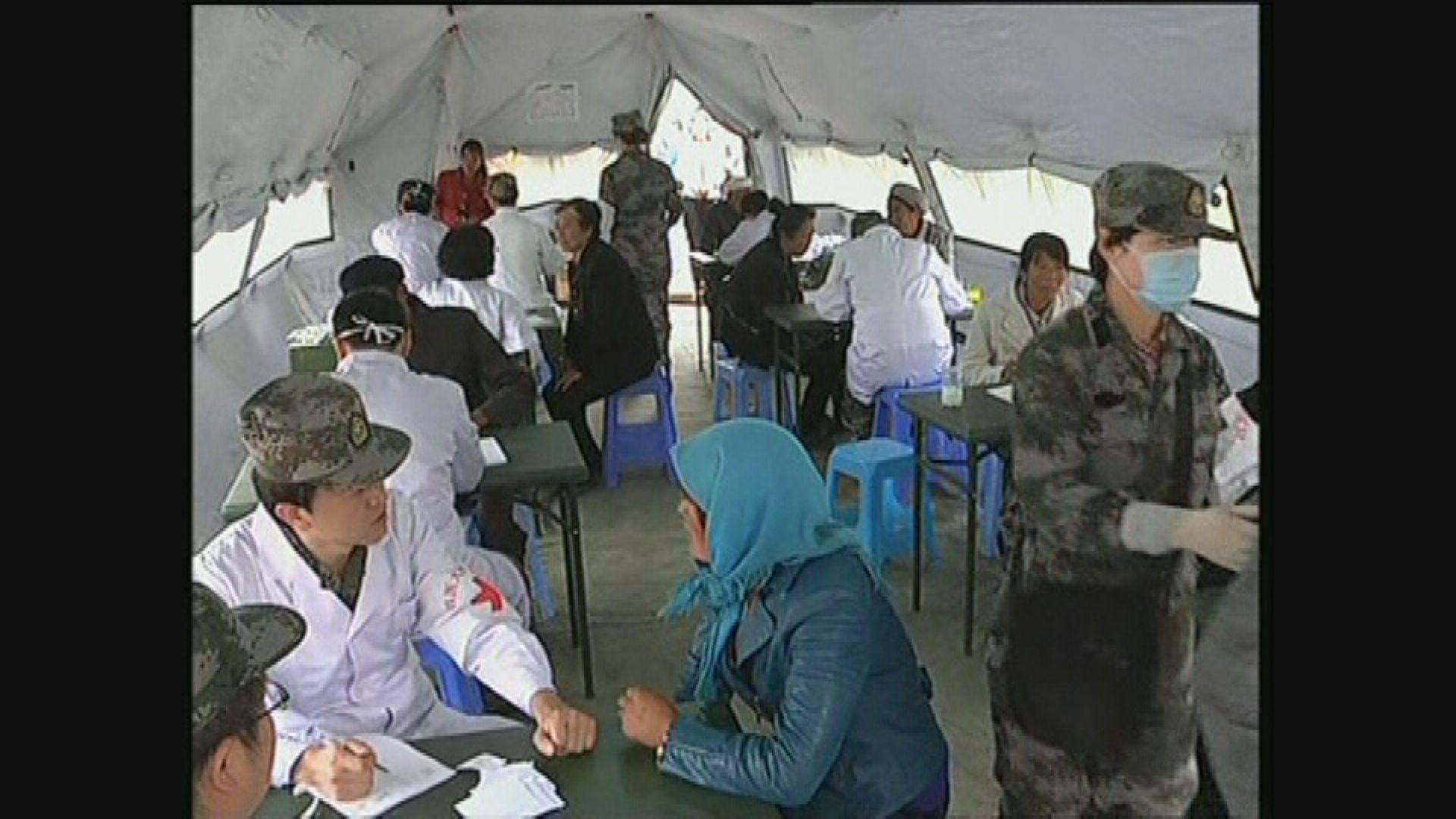 解放軍派40名醫護到武漢醫院