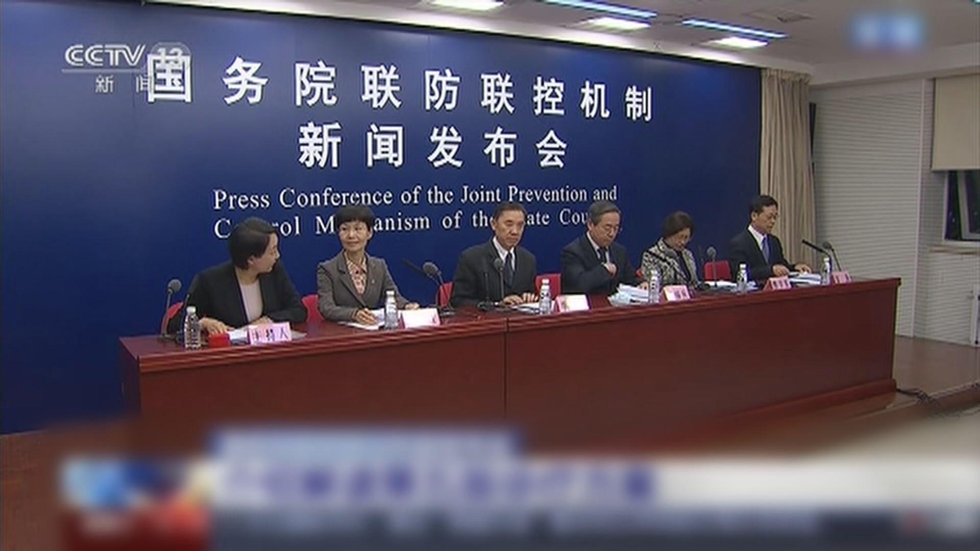 內地封城數目已擴大至南京福州等27個城市