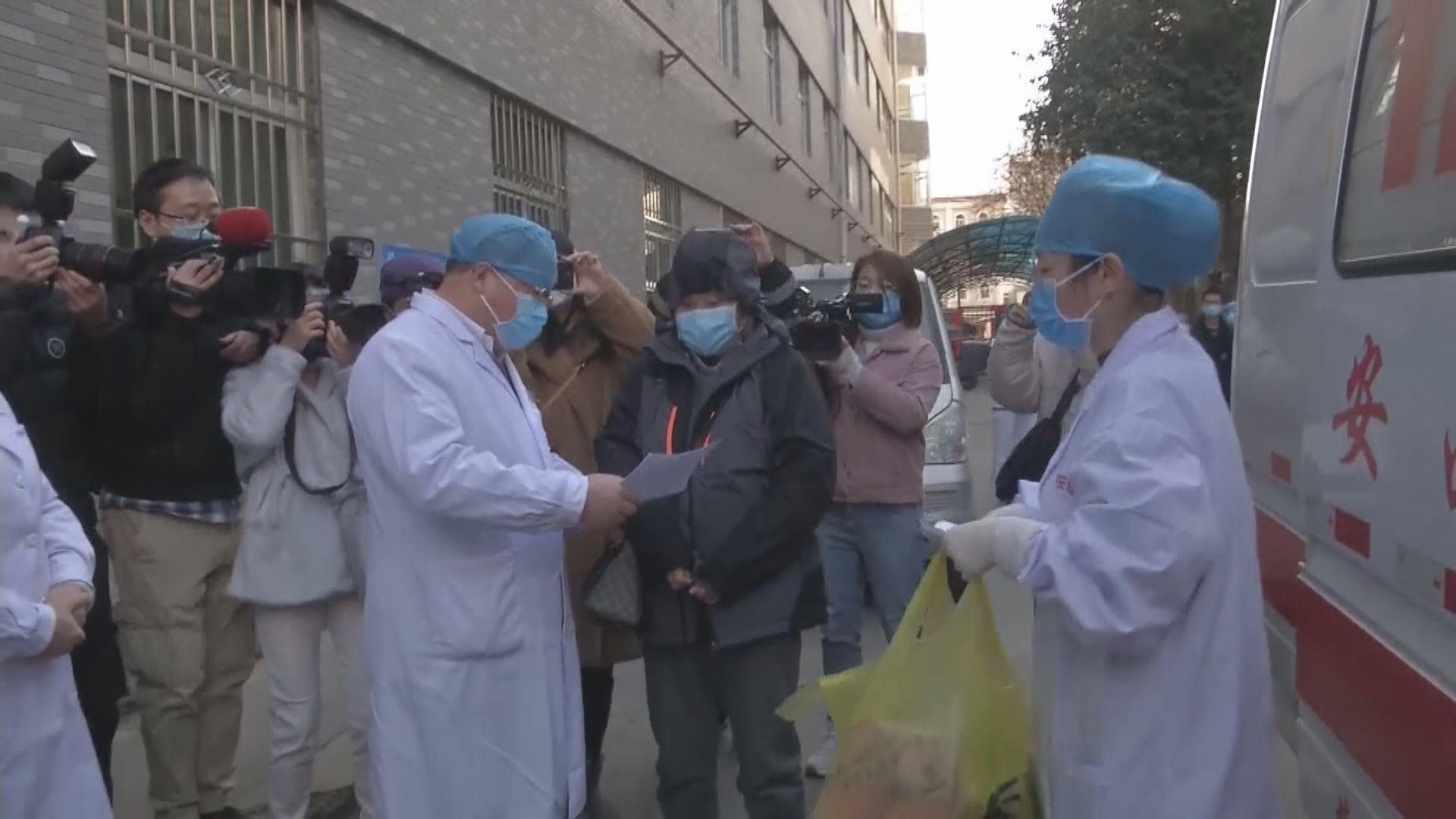 中日有醫護染病 世衛:要確保前線醫護有充足保護裝備