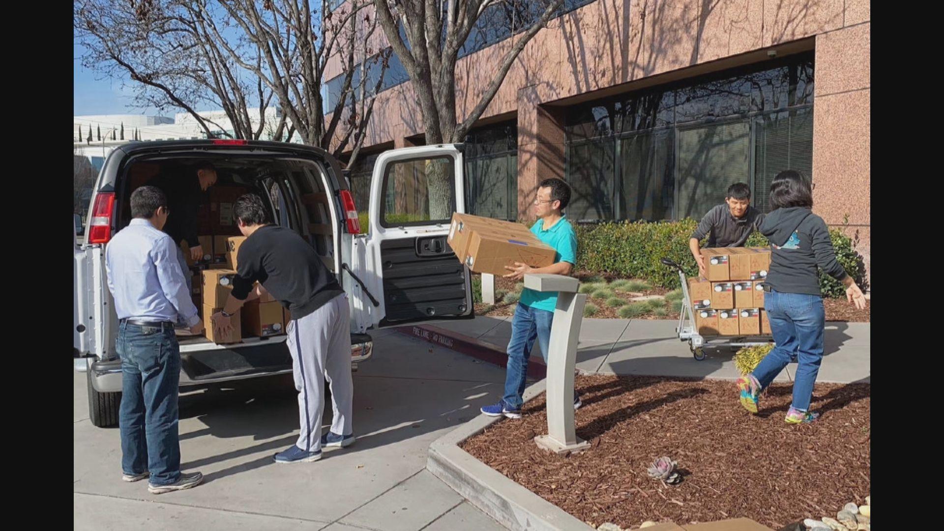 內地民間組織自發幫醫護人員搜購醫療物資