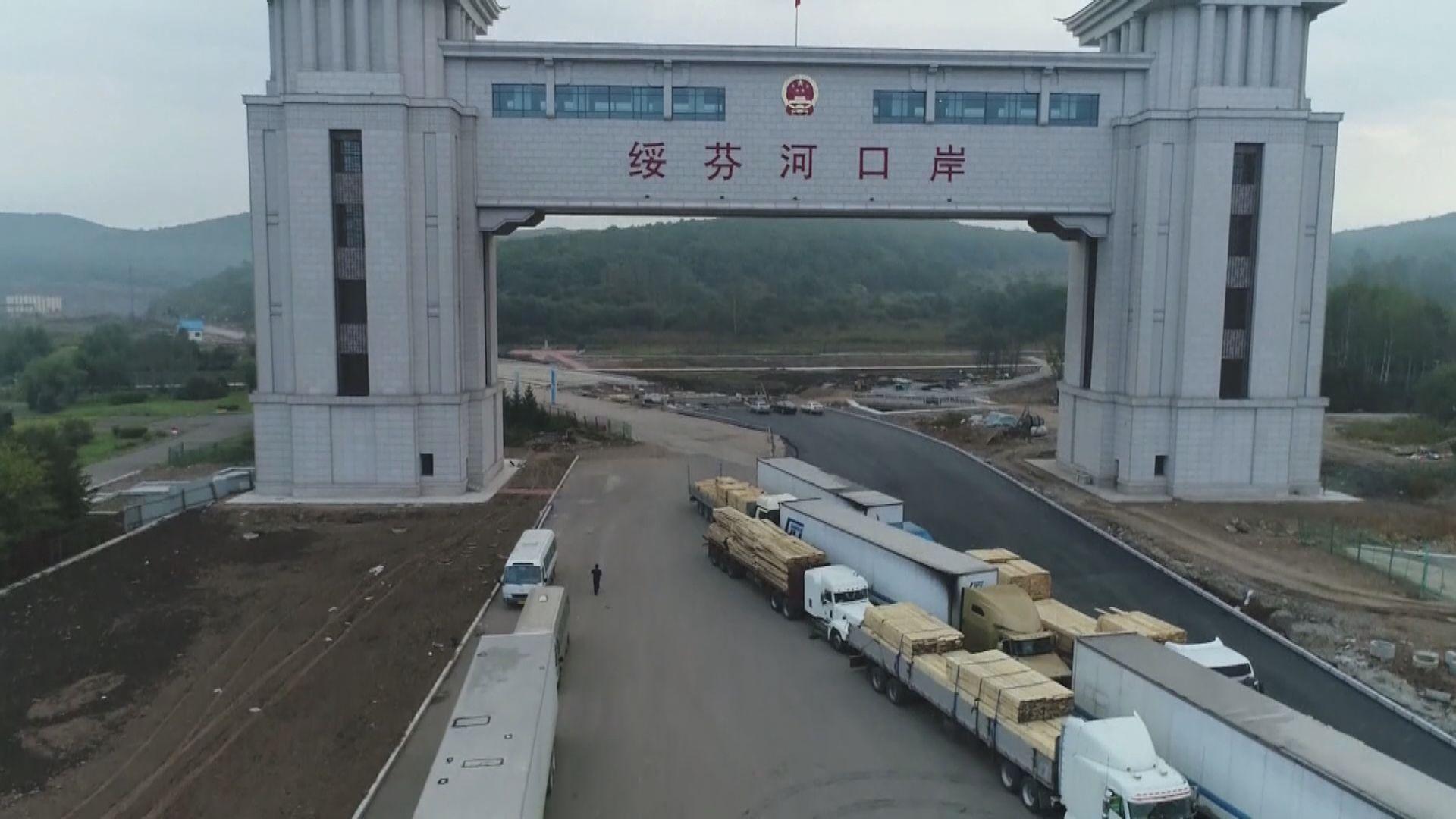 中俄邊境城市綏芬河輸入病例激增