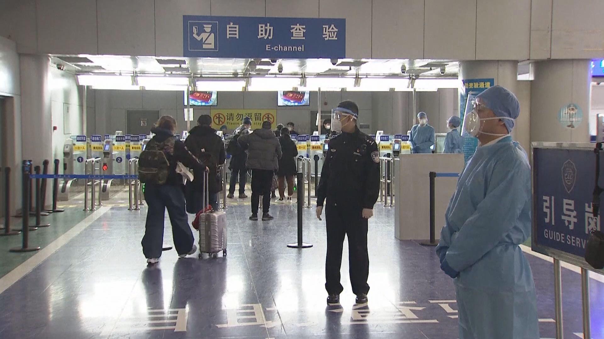 內地新增12人感染 俄羅斯飛抵陝西航班共30人確診