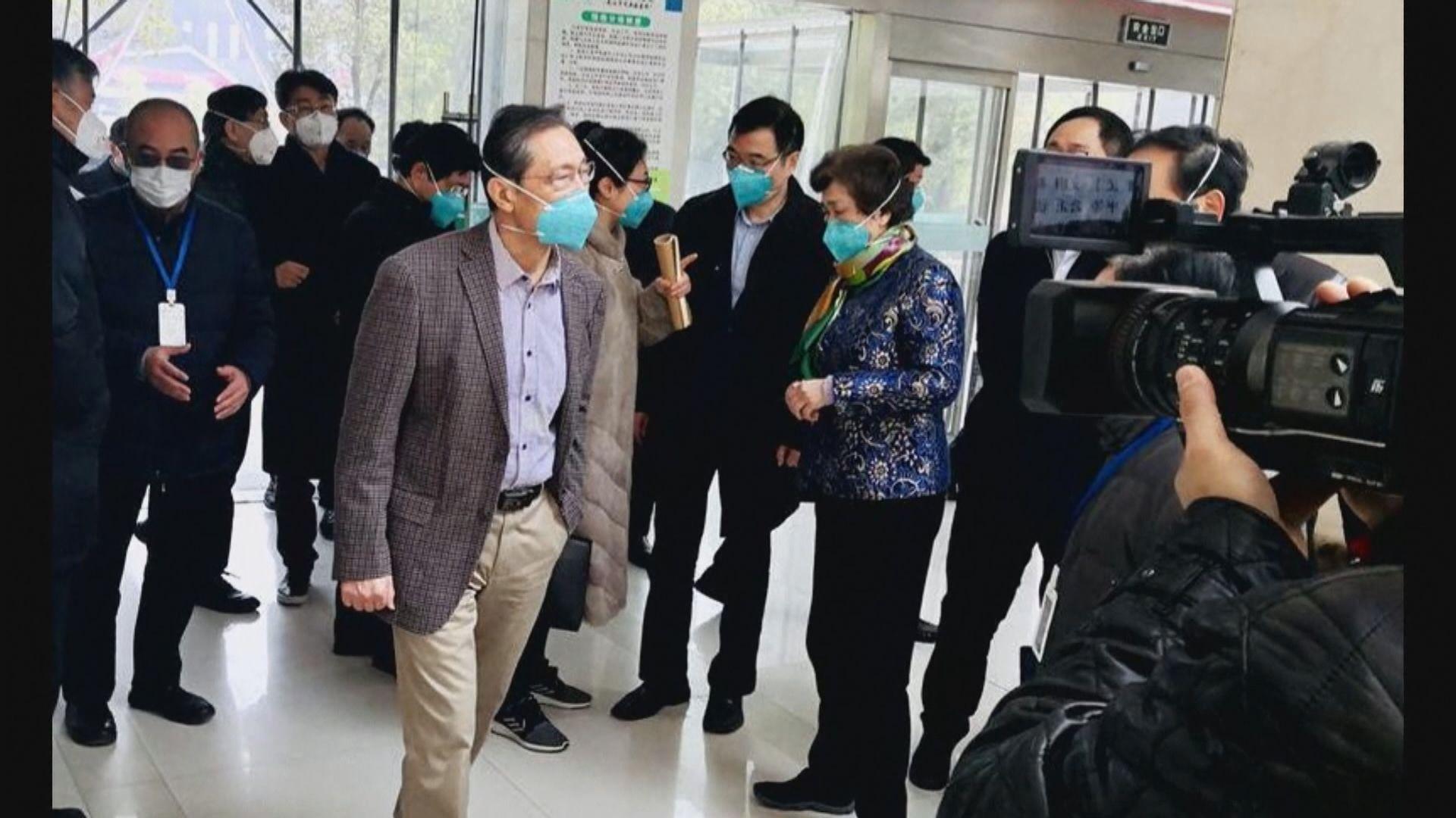 鍾南山:疫情爆發初期武漢官方曾隱瞞關鍵細節