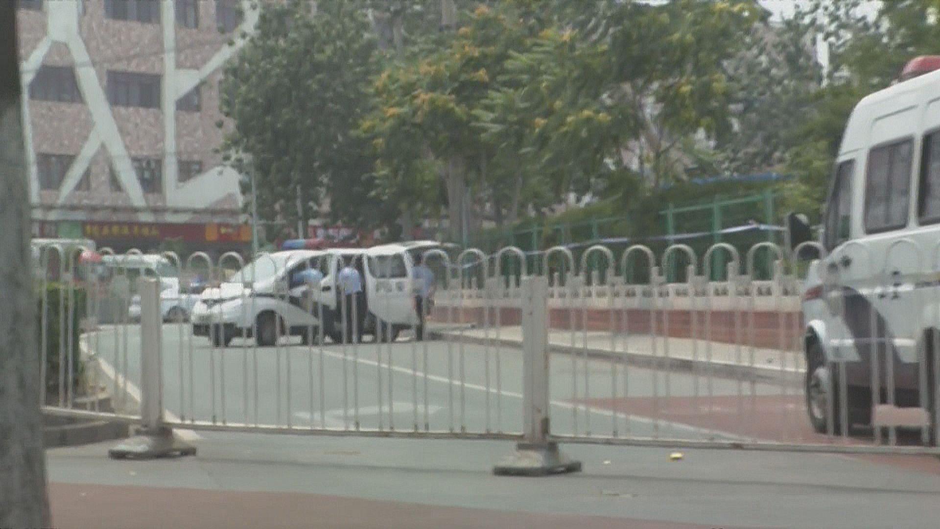 涉及多宗新冠病毒的北京豐台區啟動「戰時機制」