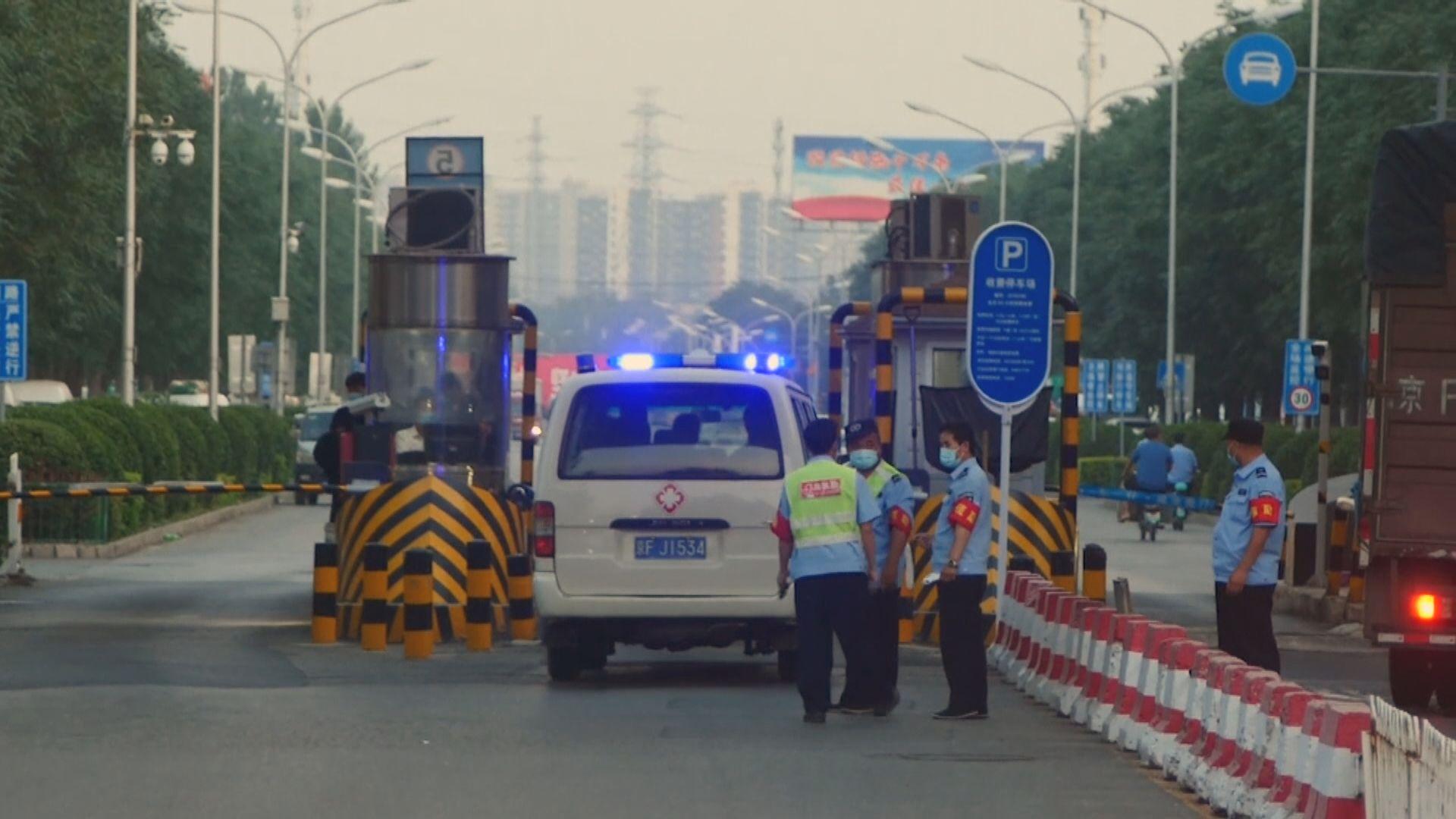 內地昨增40宗確診個案 27宗為北京本土病例